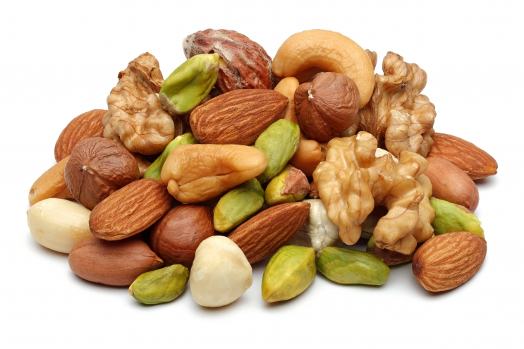 pistachenoten tijdens zwangerschapsdiabetes