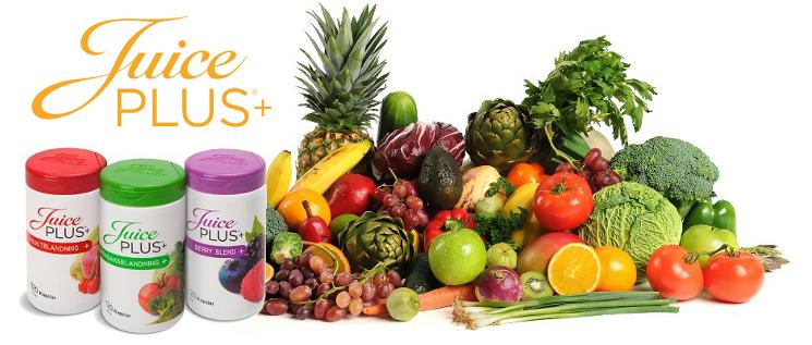 Juice Plus Groente En Fruit In Een Capsule